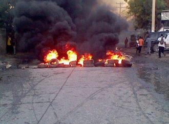 Haïti-Politique : Protestation à l'Arcahaie contre le budget  2017 – 2018