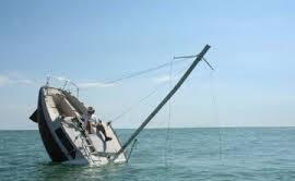 Naufrage au large des eaux du Nord de l'île de La Tortue d'un bateau clandestin laissant l'île à destination de Provo