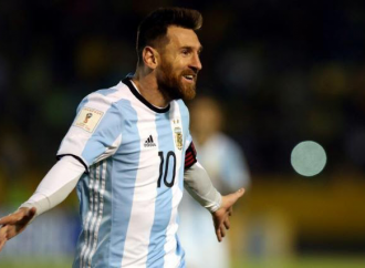 LE DAESH MENACE MESSI …