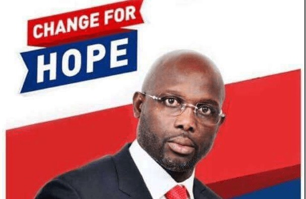 Libéria Elections Présidentielles:  Quand une ancienne star du football vise le fauteuil présidentiel…
