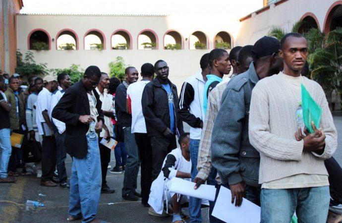 Plus d'un million d'Haïtiens au Chili d'ici 2030…