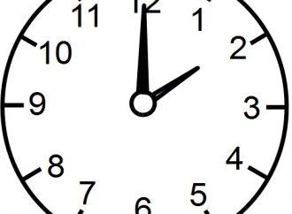 L'heure Nationale sera reculée de 60 minutes le dimanche 5 novembre 2017