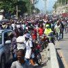 Violentes manifestations en cours…