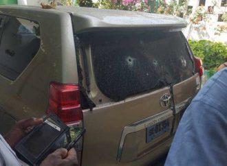 Haïti-Insécurité:  attaque contre sa résidence privée, Norbert Stymphil accuse le  gouvernement