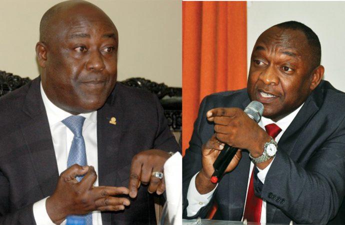 Haiti-Politique: Guerre ouverte entre Youri Latortue et Evalière Beauplan.