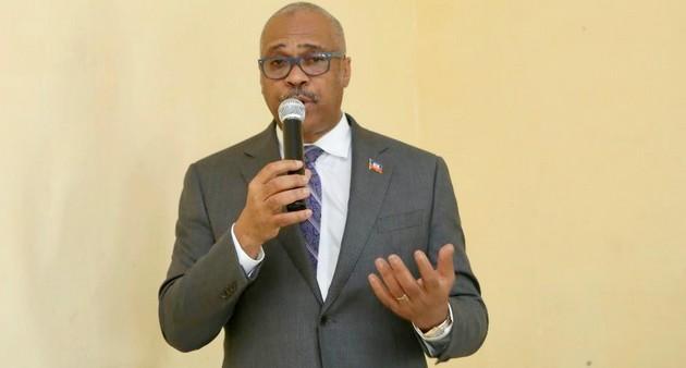 Haïti-Politique:Jack Guy Lafontant est invité au Sénat