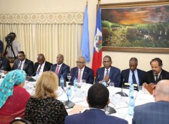 Haïti-Coopération : Haïti et l'ONU veulent renforcer la lutte contre le choléra