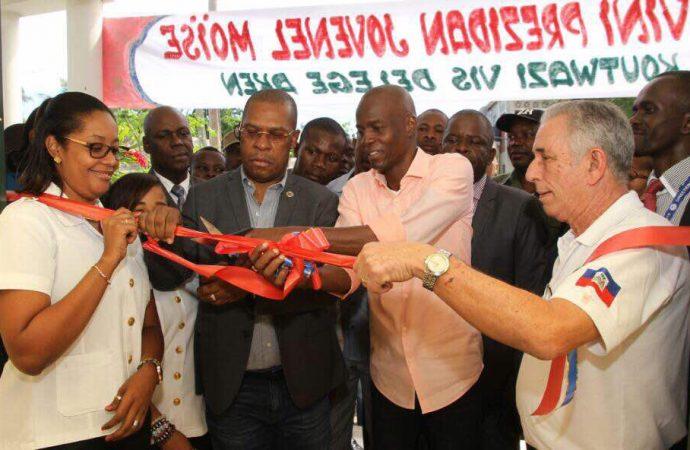 Haïti-Social : La commune d'Aquin dispose de son CRLDI
