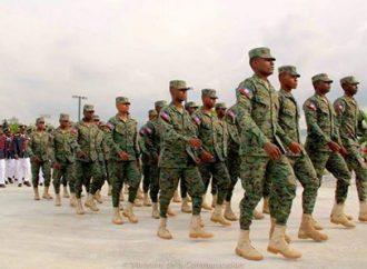 Le retour de l'armée d'Haïti est imminent…