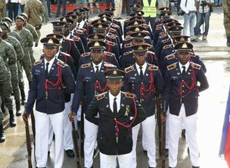 Haïti/politique  Commémoration de la bataille de Vertières : Le Président de la République sonne le lambi de rassemblement