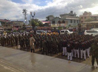 Haïti-Vertières : Parade en grande pompe des FAD'H, 135 millions  dépensés, les lycéens négligés