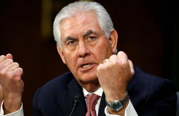 Le secrétaire d'Etat américain note des progrès enregistré en Haïti en 2017