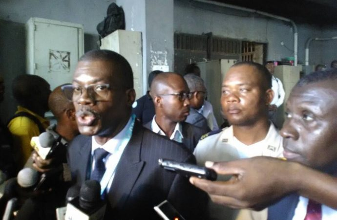 Haiti /Justice.  L'OPC et le parquet de Port-au-prince       s'attaquent aux problématiques de la détention.