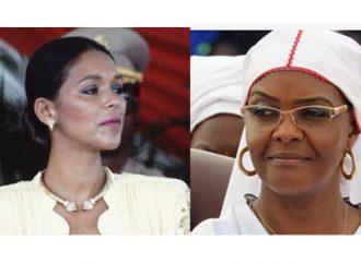 Zimbabwe : la demande de divorce de Grace Mugabe rappelle Michelle Bennett