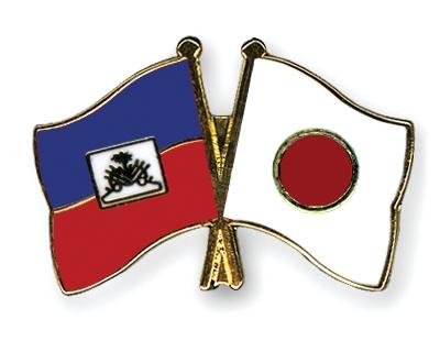 Signature de 3 contrats entre Haïti et le Japon