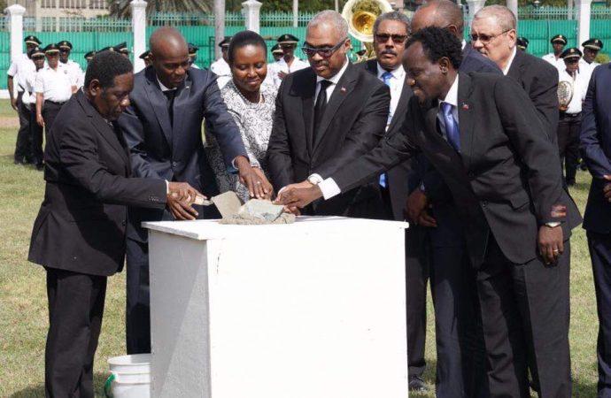 Haïti-Infrastructure: la reconstruction du palais national se précise