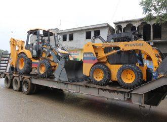 Haïti-infrastructures: la Direction Départementale du Nord reçoit son lot d'équipements