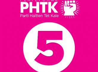 Haïti-Politique: Les militants du PHTK réclament leur part du gâteau