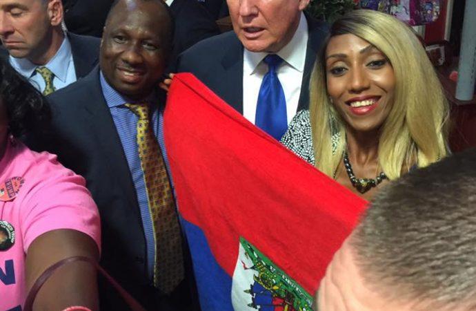 """Donald Trump traite Haïti de """"pays de merde"""""""