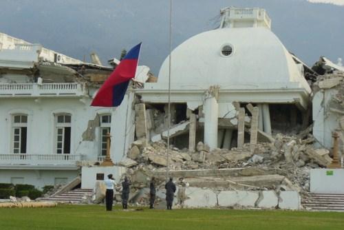 Haïti-Infrastructure: vers la reconstruction effective du Palais national