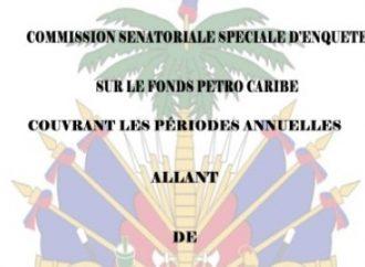 Rapport Petrocaribe : une séance hypothétique est annoncée