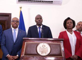 Jovenel Moïse veut renforcer la coopération haitiano-italienne