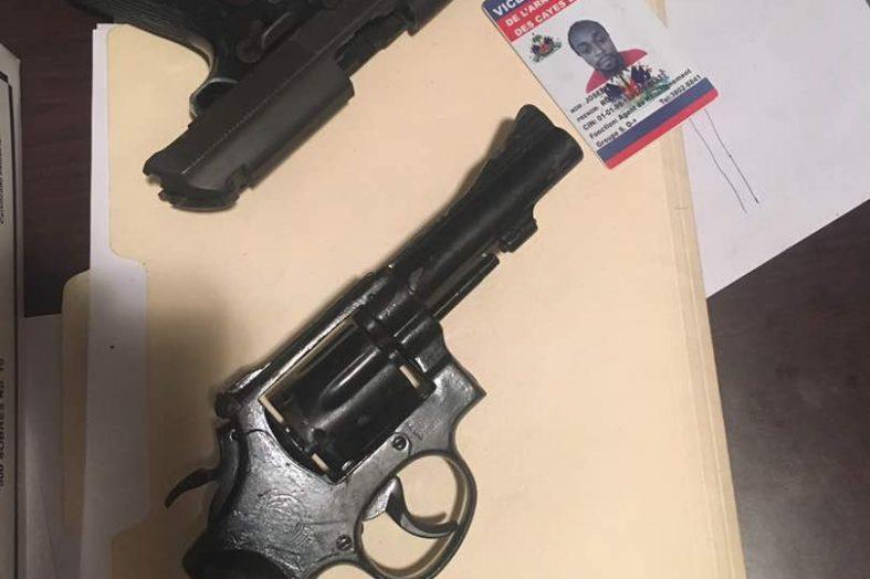 Haïti-Sécurité: trafic de stupéfiants, 8 individus arrêtés