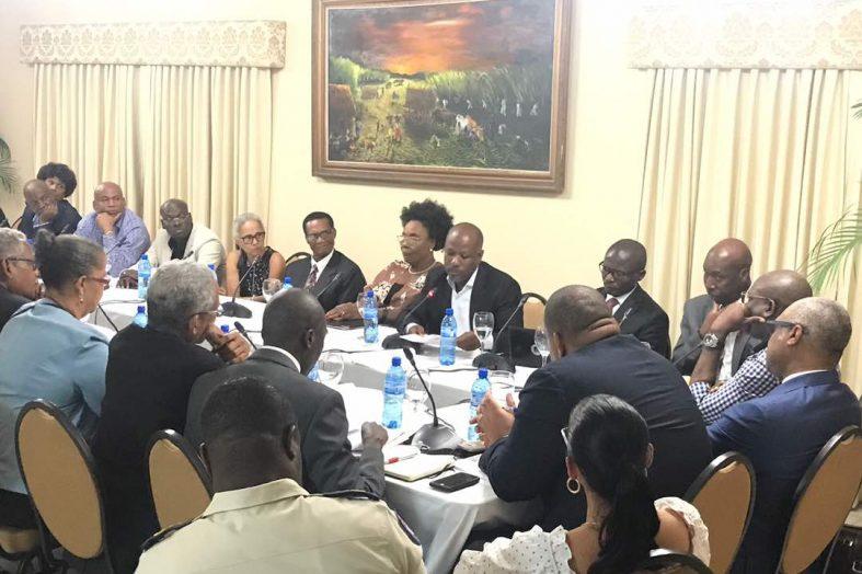 Haïti-Sécurité: spoliation à Vivi-Mitchell, le gouvernement prend des mesures