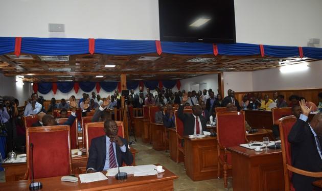 Rapport Petrocaribe : la majorité sénatoriale a décidé