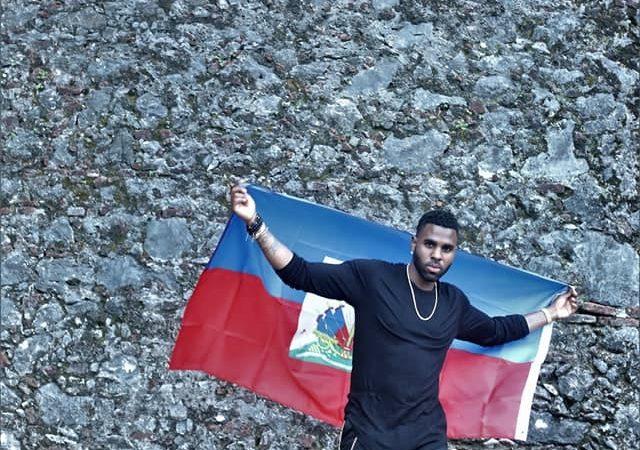 Jason DERULO en tournée en Haïti