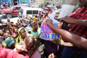 "Haïti/ Social  Le programme social ""Panye Solidarite "" continue son bonhomme de chemin"