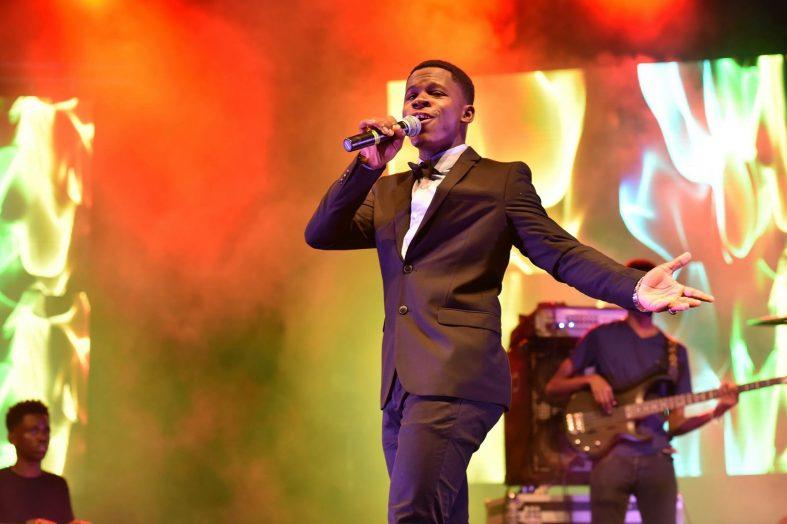 """Haïti-Culture: Peguy Roberto Chavannes a représenté valablement Haïti au concours"""" Podium Lycéens"""" de la Caraïbe"""