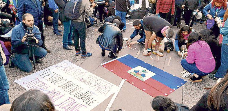 Au chili, les Haïtiens font face au racisme