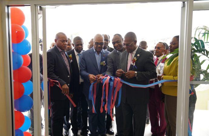 Haïti-Infrastructures: la DGI dispose d'un nouveau local aux Gonaïves