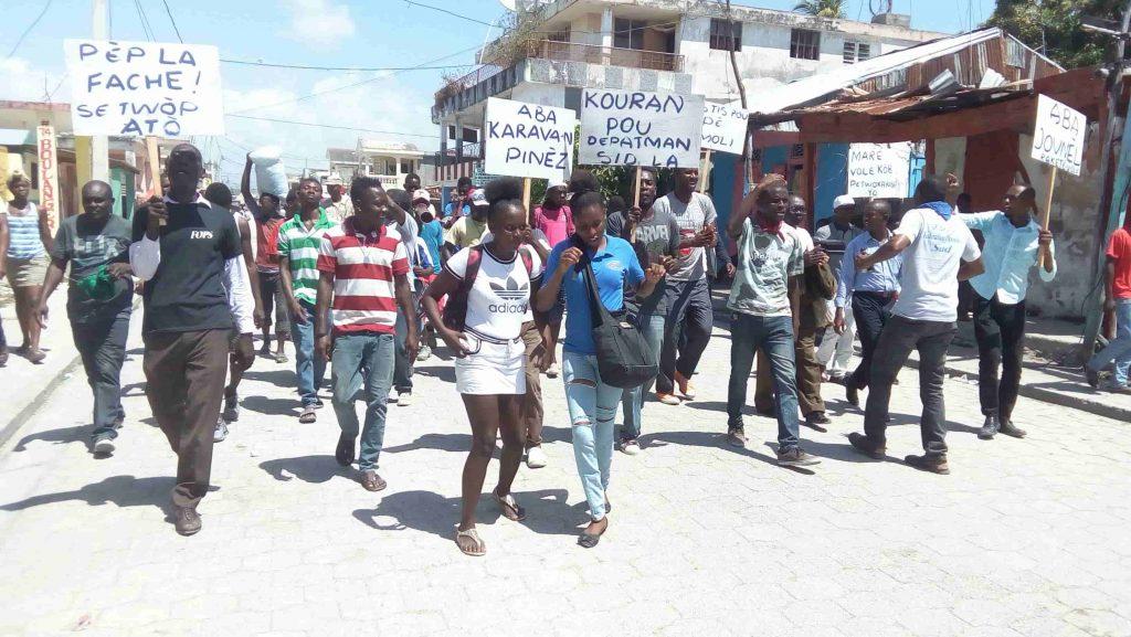 haiti information politique