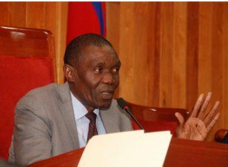 «Le dossier Petrocaribe est clos au Sénat» dixit Joseph Lambert