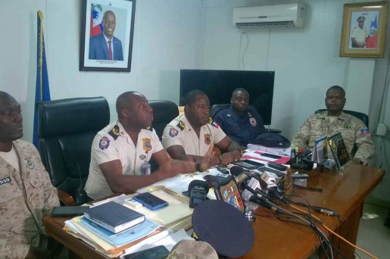 Haïti-Sécurité : Renforcement de la sécurité dans l'aire de l'aéroport Toussaint Louverture