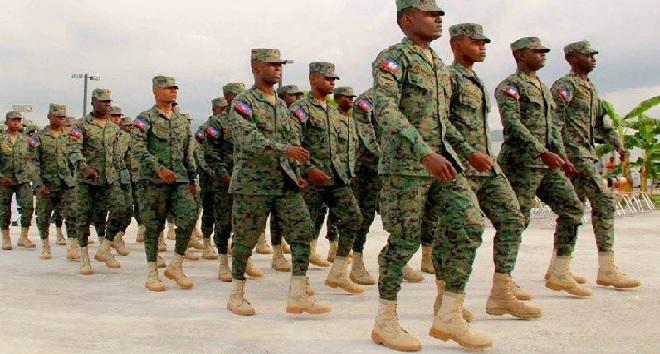 Haïti-Sécurité: 3 soldats de l'Armée remobilisée sèment la pagaille à Anse-Rouge, Hervé Denis scandalisé