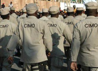 Haïti-Sécurité: le CIMO se renforce