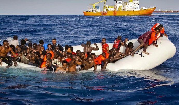 50 haïtiens dont 5 enfants interceptés en mer par des gardes-côtes américains
