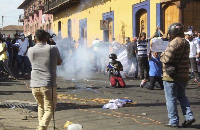 Violences au Nicaragua :La Concacaf arrête le tournoi U17 pour protéger les délégations