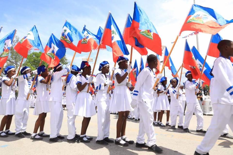 Célébration de la fête du drapeau: Jovenel Moïse invite les Haïtiens à être maîtres de leur destin