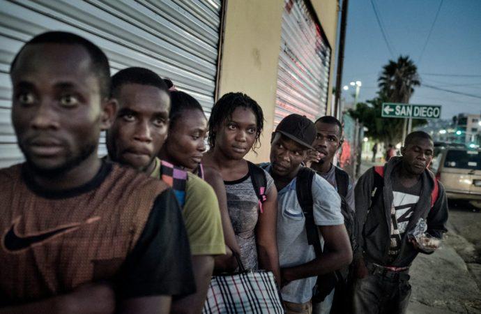 Pour leur régularisation au  Chili, le calvaire des Haïtiens commence !