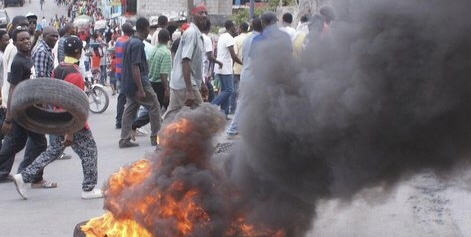 Haïti-Circulation : plusieurs points de blocage sur la Nationale # 2 !