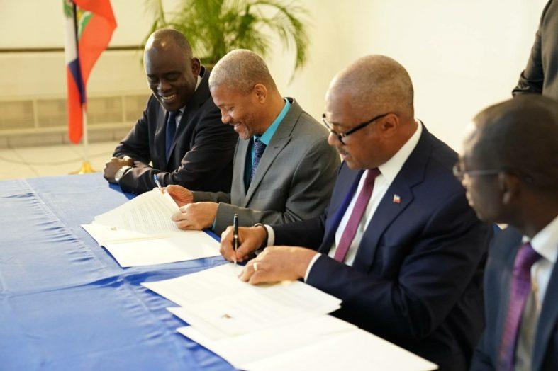 Haïti-Education: Vers la reforme de l'UEH, le Gouvernement et le rectorat accordent leurs violons