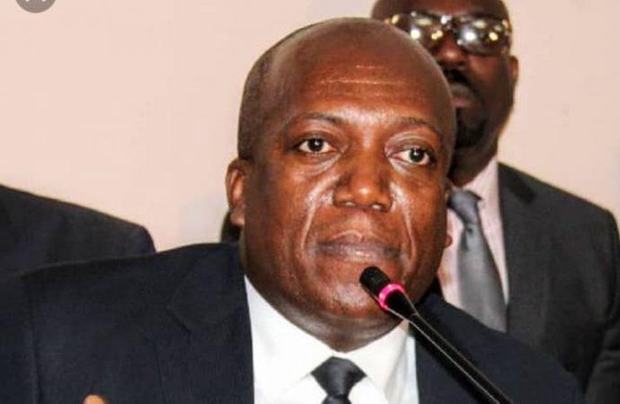 «Le Gouvernement n'entend pas politiser la PNH», déclare le ministre de la justice