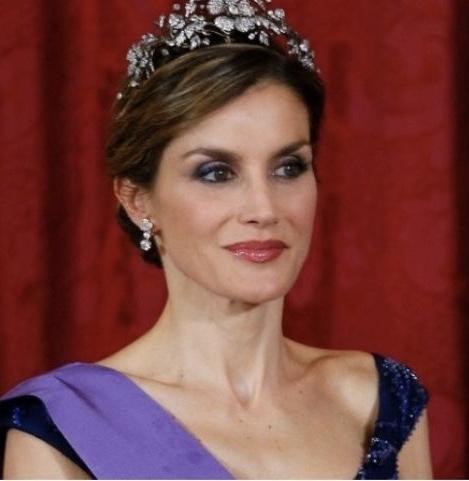 Gros plan sur la vie de la reine d'Espagne