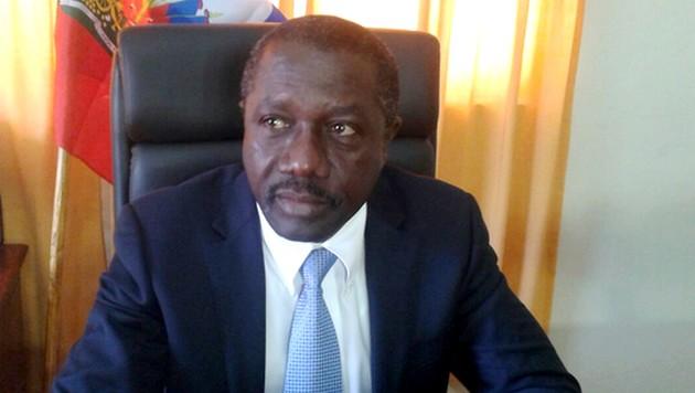Cayes-Manifestation violente: Gabriel Fortuné annonce sa démission