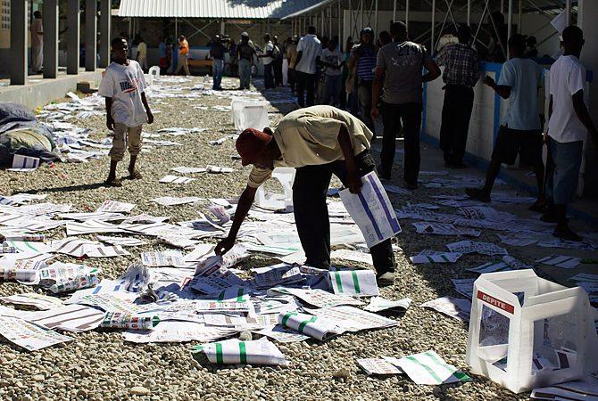 En Haïti, des chercheurs étrangers mènent une étude sur la prévention des conflits électoraux