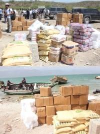 Haïti-Contrebande : nouvelle saisie de marchandises à la frontière